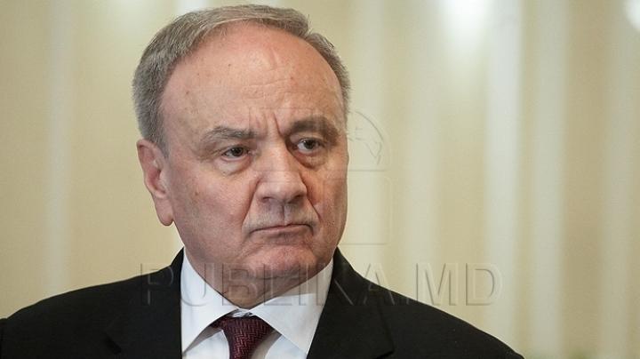 Nicolae Timofti: I always said I am Romanian