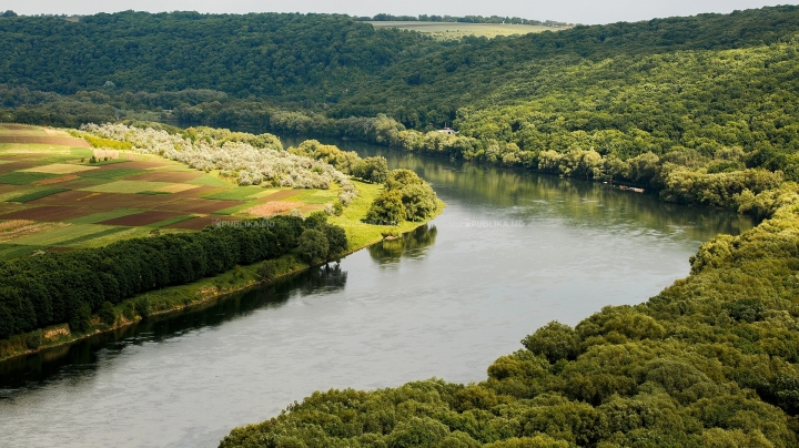 Danger of hydrological drought had passed away and water flow in Dniester river will be increased