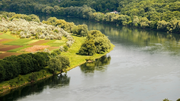 Chisinau might be left without water supply because of low water level in Dniester river