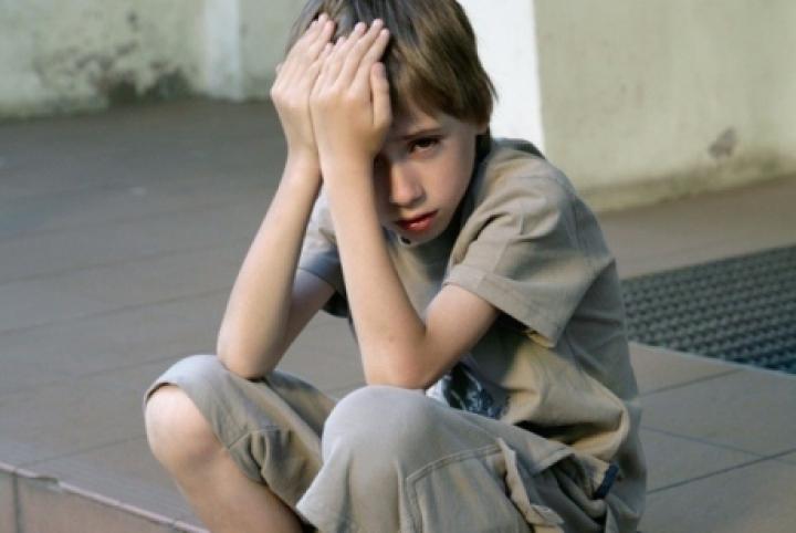 Children of street in attention of Chisinau authorities