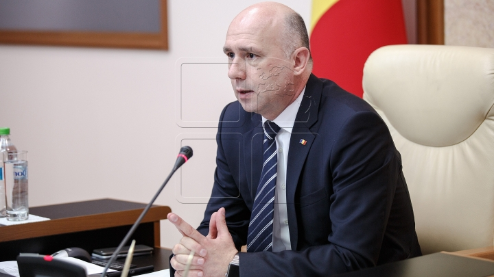 The Washington Times: PM Filip needs international assistance to ensure Moldova continues to face West