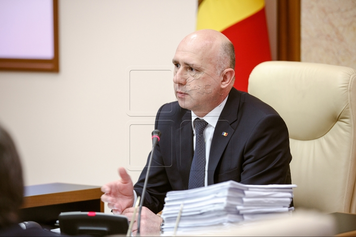 Moldovan Prime Minister: West is critical to Moldova's free-market democracy