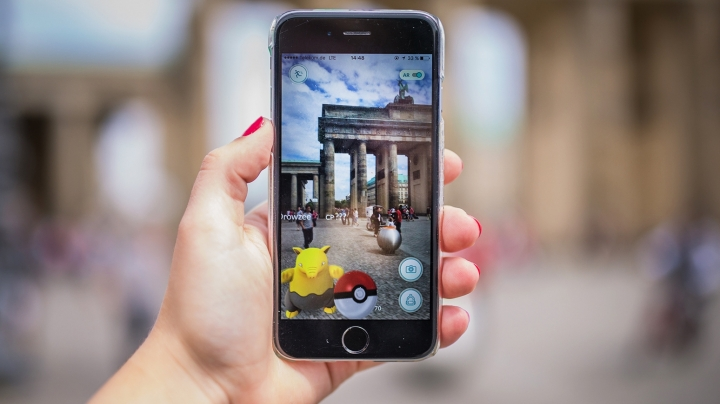 Romanian steel plant employees not allowed to play Pokemon Go while at work