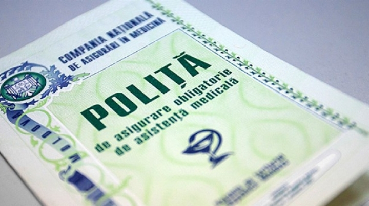 Amount of money paid by Moldovan citizens for health insurance