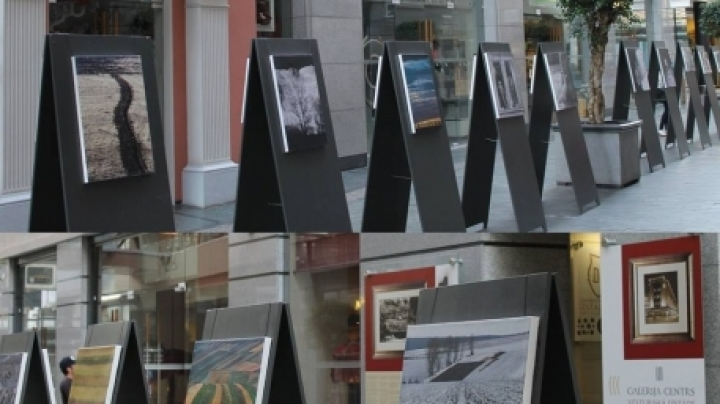 Moldovan photographers' works exhibited in Latvia on occasion of Independence