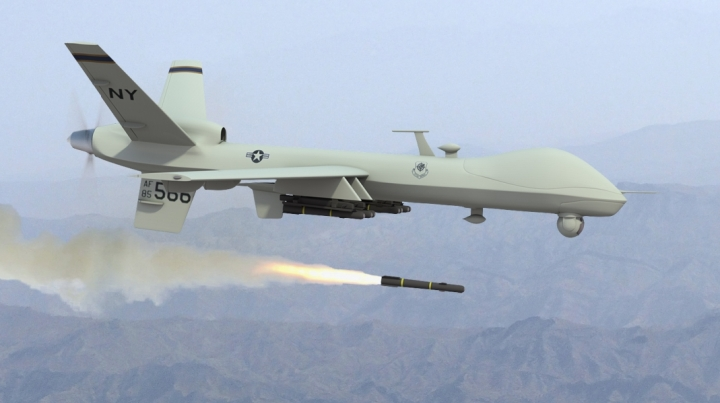CONFIRMED by Pentagon. U.S. drone killed top ISIS leader