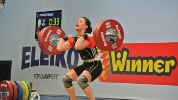 Fingers crossed! Two Moldovan weightlifters enter the competiton at Olympics in Rio