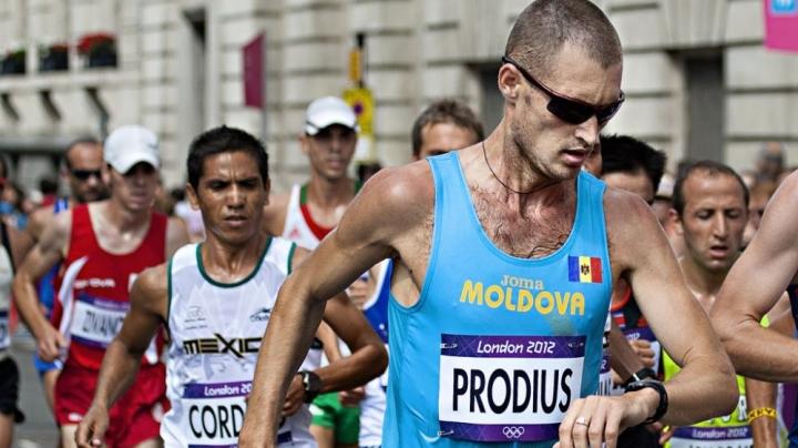 Moldovan athlete Roman Prodius ranked 105 at Olympic marathon