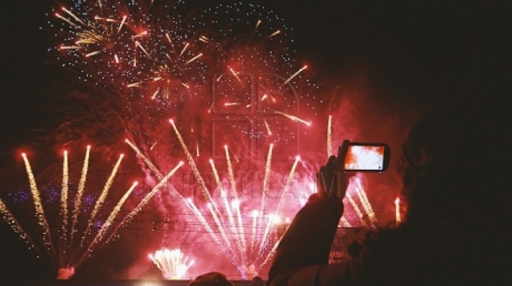 Fireworks and exceptional concert in National Square for Independence Day