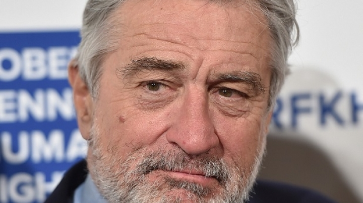 Robert de Niro: Donald Trump is 'totally nuts'