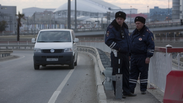 Islamic State claims responsibility for attack on Russian traffic police