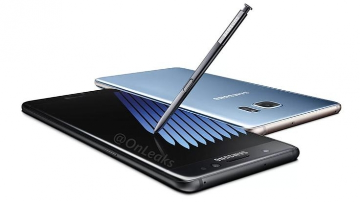 Details Leak for Samsung Galaxy Note 7