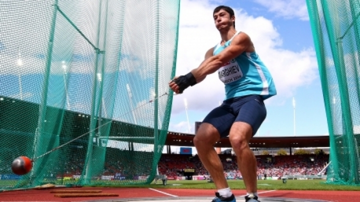 RIO 2016: Serghei Marghiev gets 10th position at hammer throwing