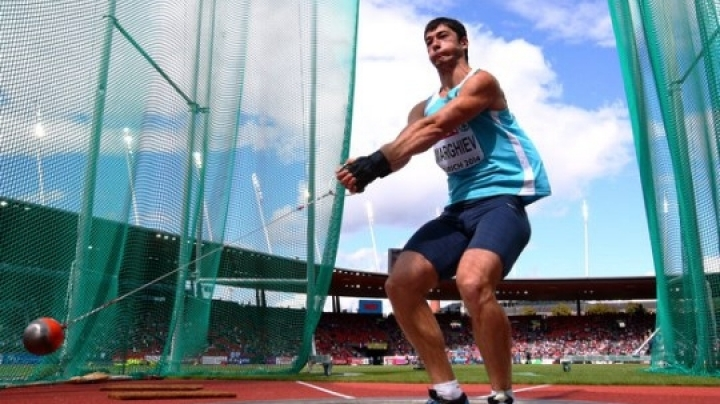 Moldovan athlete Sergiu Marghiev was qualified in finals in Rio