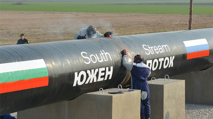 Bulgaria to allow Russia resume South Stream pipe. Fears international courts