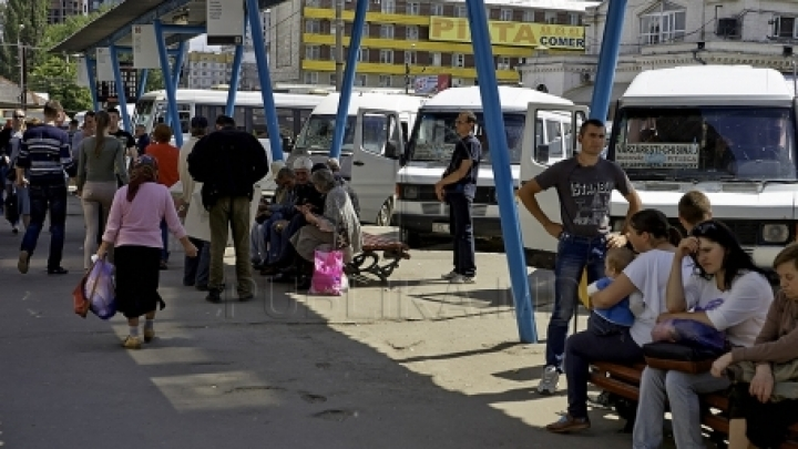 Moldovan bus stations to sell tickets on-line
