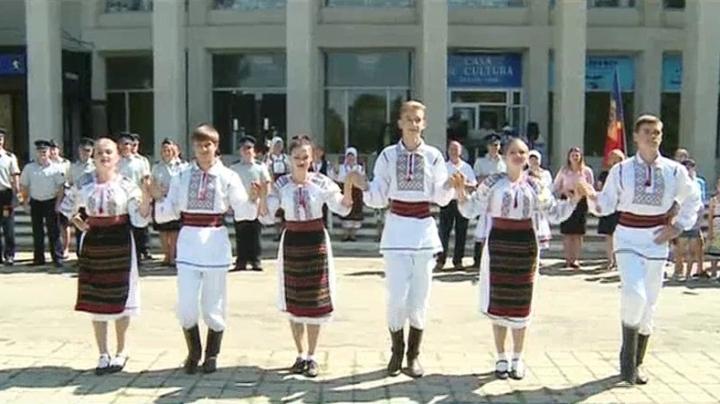 "Publika TV campaign ""I am Moldova"" has reached Stefan Voda"