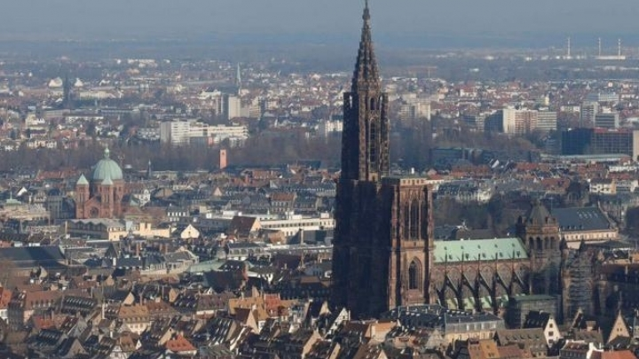 Jewish man was stabbed on street in French city of Strasbourg