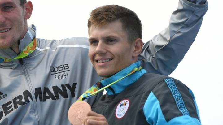 Canoe medalist Serghei Tarnovschi was suspended for failed drugs test