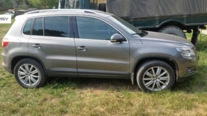 Swede almost loses car at Moldovan border