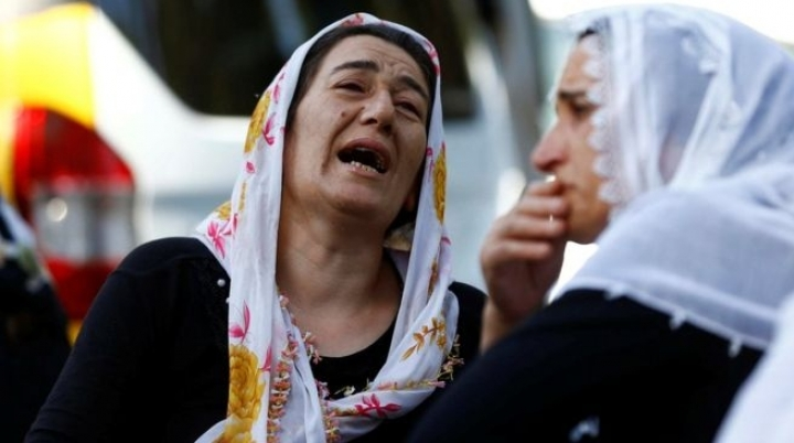 Erdogan believes ISIS to be behind wedding blast in Turkey leaving 50 dead