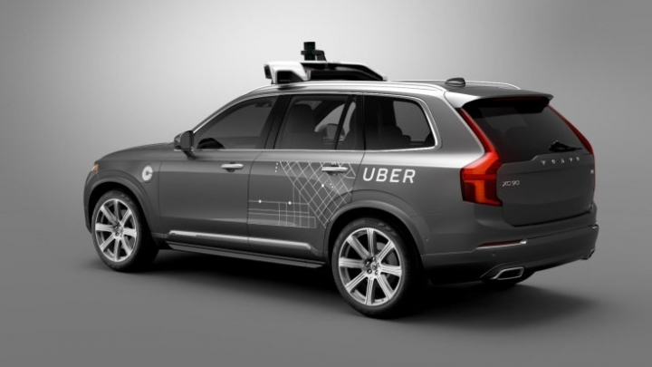 Uber's first self-driving cars will start picking up passengers this month