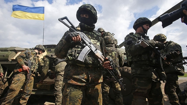 Kyiv authorities report severe shelling on behalf of pro-Russian rebels in Donbas area