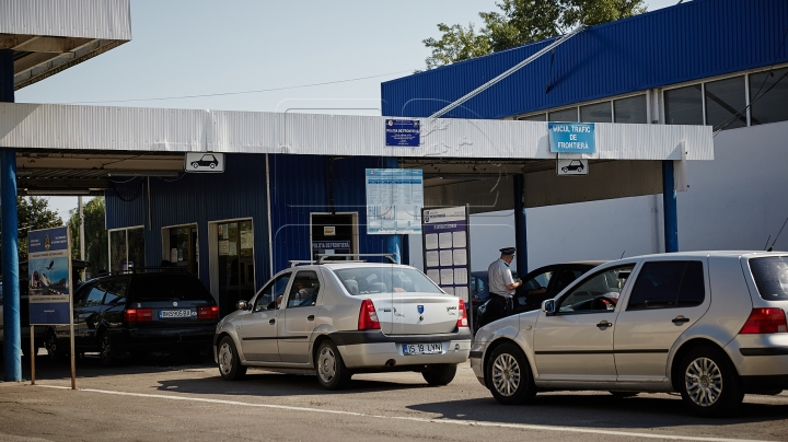 Romanian border police took measures to cut back traffic of passengers