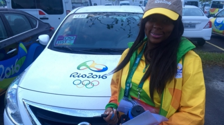 Thousands of Olympic volunteers have quit due to long hours and no food