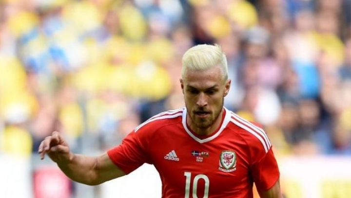 Welsh midfielder Aaron Ramsey may miss match with Moldova because of injury