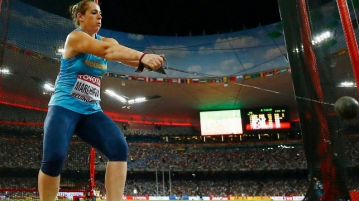 Moldovan Zalina Marghiev has qualified in hammer throwing final at Olympics