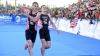 Alistair Brownlee hauls exhausted brother Jonny over line in dramatic triathlon finish