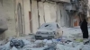 Syria attack: 6 children killed by barrel bombs in Aleppo
