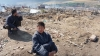 Victims of North Korean floods homeless and prone to diseases as winter nears