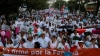 Thousands march in Mexico against proposal to allow same-sex marriage