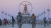 Burning Man celebrations continuing as festival enters its final days