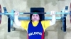 Paralympic Games: Larisa Marinencova won seventh place in powerlifting