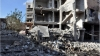 Syria war: Deadly blasts hit government and Kurdish areas