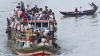 Dozens are missing, as river ferry sinks in Bangladesh