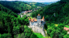 Romania's Bran Castle to have tea house this fall