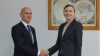 Moldovan deputy foreign minister meets ambassador of Latvia