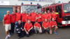Scottish charity organization sends fire trucks to Moldova