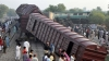 6 dead, over 150 injured as passenger and cargo trains collide in Pakistan