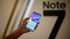 U.S. tells consumers to stop using fire-prone Samsung phones