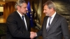 Moldovan foreign minister meets Johannes Hahn, Commissioner of European Neighborhood Policy