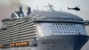 One person killed and four injured after accident on world's biggest cruise liner
