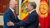 Filip learns from Atambaev Kyrgyzstan is open for 'constructive dialogue'