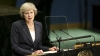 Theresa May tells UN the UK will not turn inwards after Brexit vote