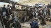 At least 36 persons lost their lives in bus collision in Afghanistan