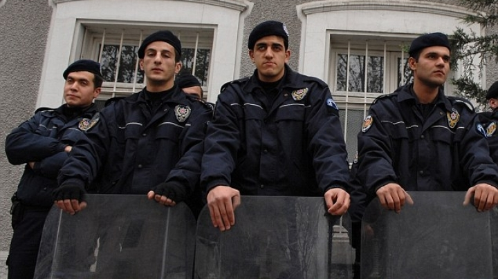 British embassy in Turkey is closed for security reasons